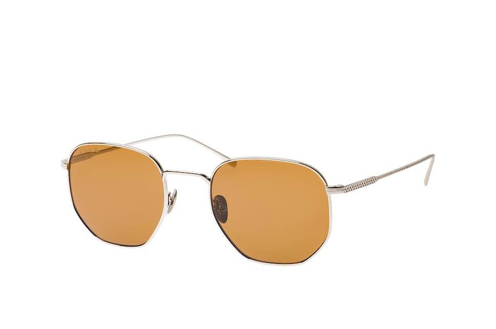 L 206S 714, Round Sonnenbrillen, Goldfarben