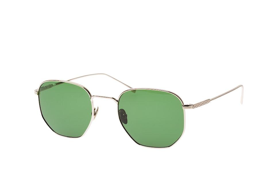 L 206S 718, Round Sonnenbrillen, Goldfarben