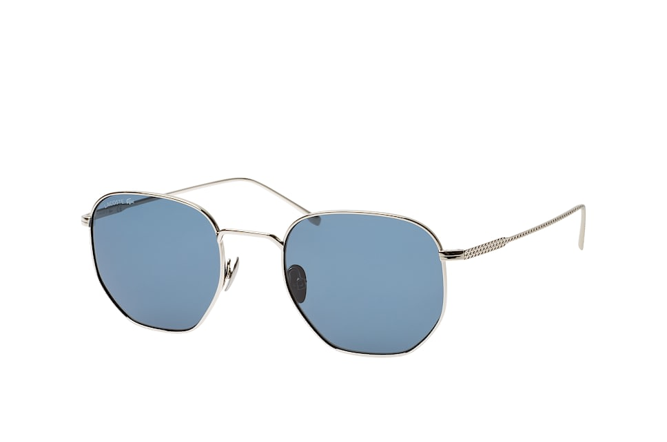 L 206Spc 045, Round Sonnenbrillen, Silber