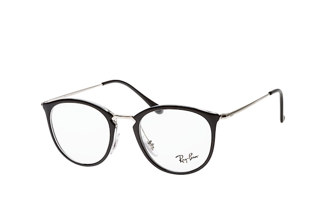 Ray-Ban RX 7140 5852 small Perspektivenansicht