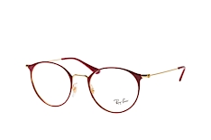 ray-ban-rx-6378-3028-large-round-brillen-goldfarben