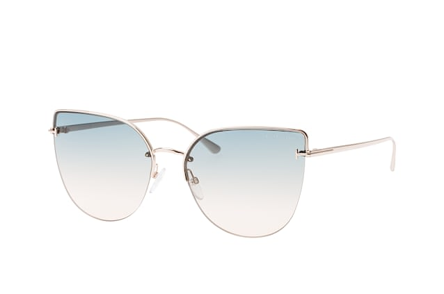 Tom Ford Ingrid 02 FT 0652/S 28P vista en perspectiva