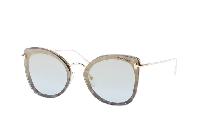Tom Ford Charlotte FT 0657/S 55X perspective view