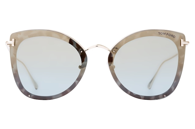 Tom Ford Charlotte FT 0657/S 55X Perspektivenansicht