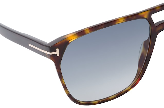 Tom Ford Shelton FT 0679/S 52W vue en perpective
