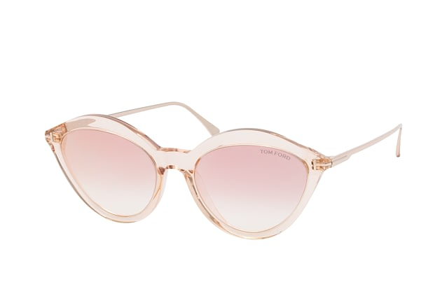 Tom Ford Chloe FT 0663/S 45G vista en perspectiva