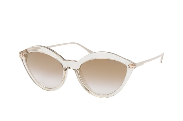 c520077483aea ... Sunglasses  Tom Ford Chloe FT 0663 S 20G. null perspective view ...