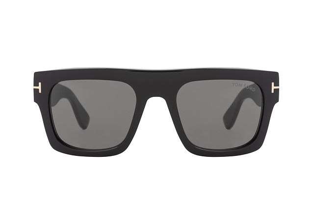 Tom Ford Fausto FT 0711/S 01A vista en perspectiva