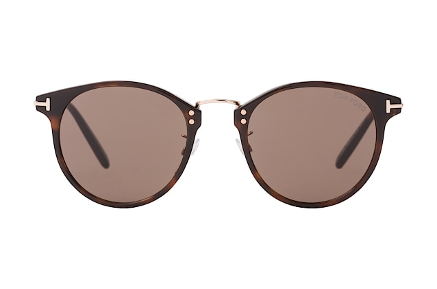 Tom Ford Jamieson FT 0673/S 54J vue en perpective