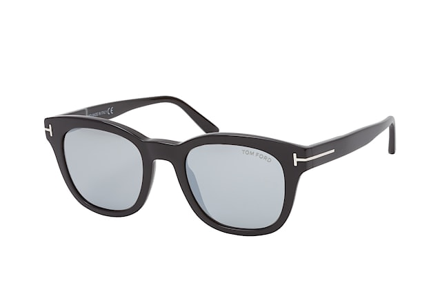 Tom Ford Eugenio FT 0676/S 01C vue en perpective