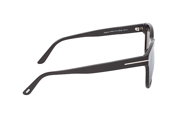 Tom Ford Eugenio FT 0676/S 01C vista en perspectiva