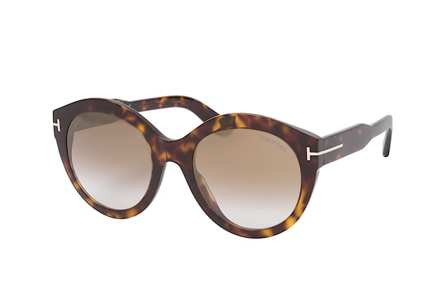 Tom Ford Rosanna FT 0661/S 52G Perspektivenansicht