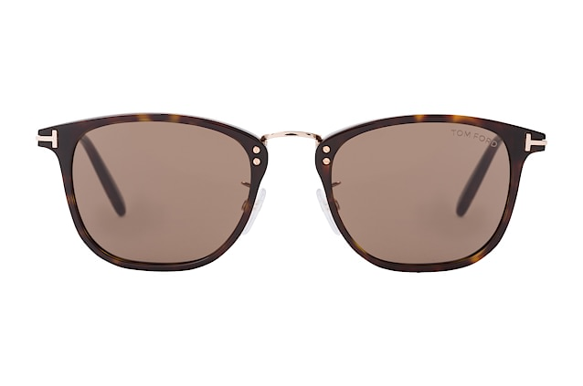 Tom Ford Beau FT 0672/S 52E vista en perspectiva