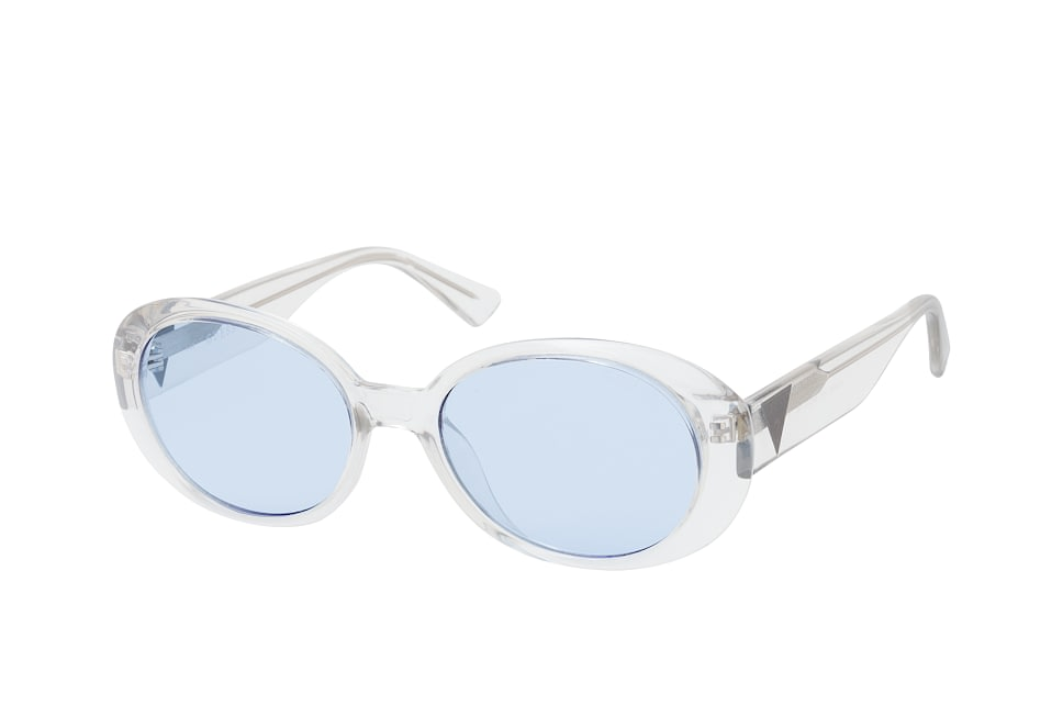 guess -  GU 7590/s 26V, Rectangle Sonnenbrillen, Transparent