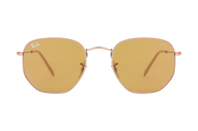 Ray-Ban Hexagonal RB 3548N 9131/4I L perspective view