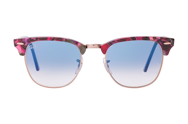 Ray-Ban Clubmaster RB 3016 12573F perspective view