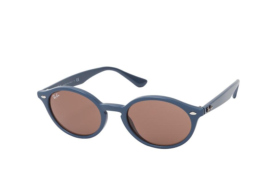 RB 4315 6380/73, Round Sonnenbrillen, Blau