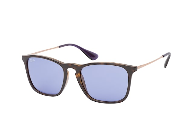 Ray-Ban Chris RB 4187 6392/76 perspective view