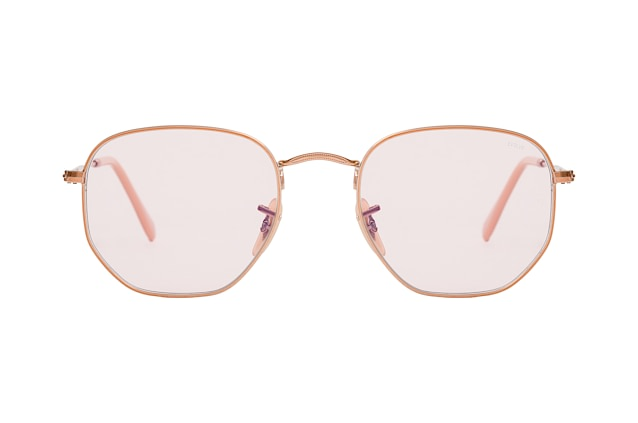Ray-Ban Hexagonal RB 3548N 9131/0X M Perspektivenansicht