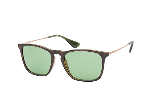 Ray-Ban Chris RB 4187 6393/2 perspective view