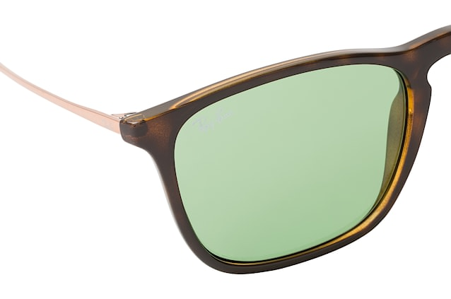 Ray-Ban Chris RB 4187 6393/2 vista en perspectiva