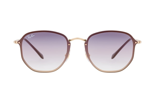 Ray-Ban Blaze RB 3579N 9140/0U perspective view