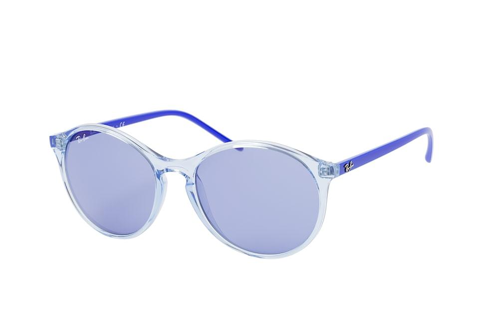 RB 4371 640176, Round Sonnenbrillen, Blau