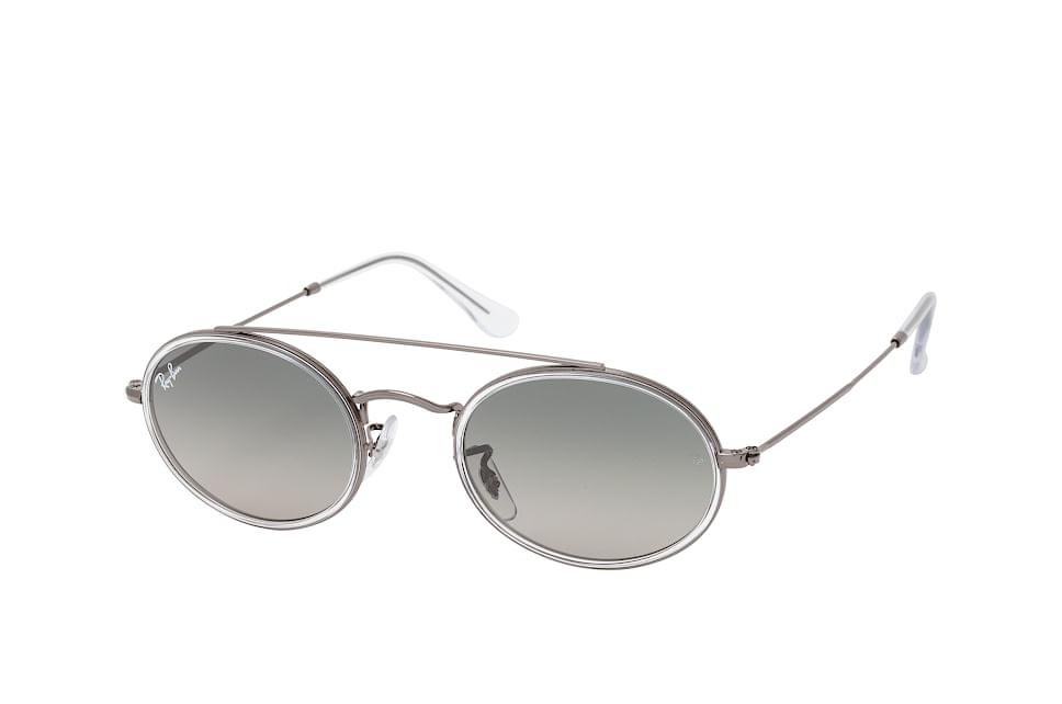 ray-ban -  RB 3847N 004/71, Round Sonnenbrillen, Silber
