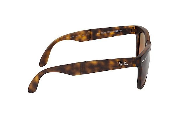 Ray-Ban Fold Wayfarer RB 4105 894/43 perspective view
