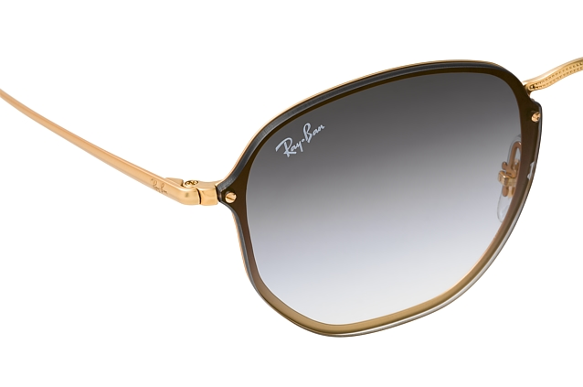 Ray-Ban Blaze RB 3579N 9140/0S perspective view
