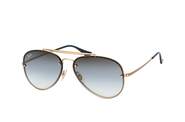 Ray-Ban Blaze RB 3584-N 9140/0S perspective view