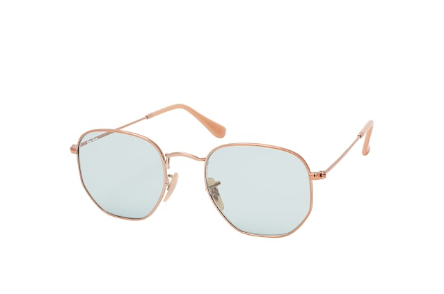 Ray-Ban Hexagonal RB 3548N 9131/0Y M Perspektivenansicht