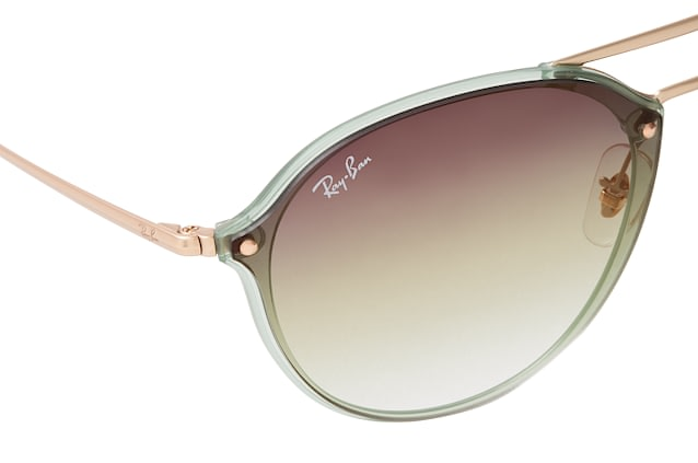 Ray-Ban Blaze RB 4292N 6386/0R perspective view