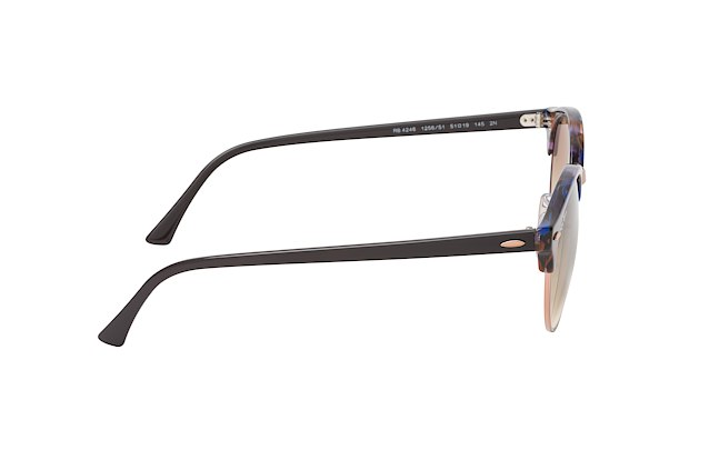 Ray-Ban Clubround RB 4246 1256/51 vue en perpective