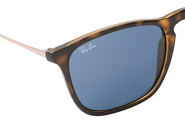 Ray-Ban Chris RB 4187 6390/80 perspective view