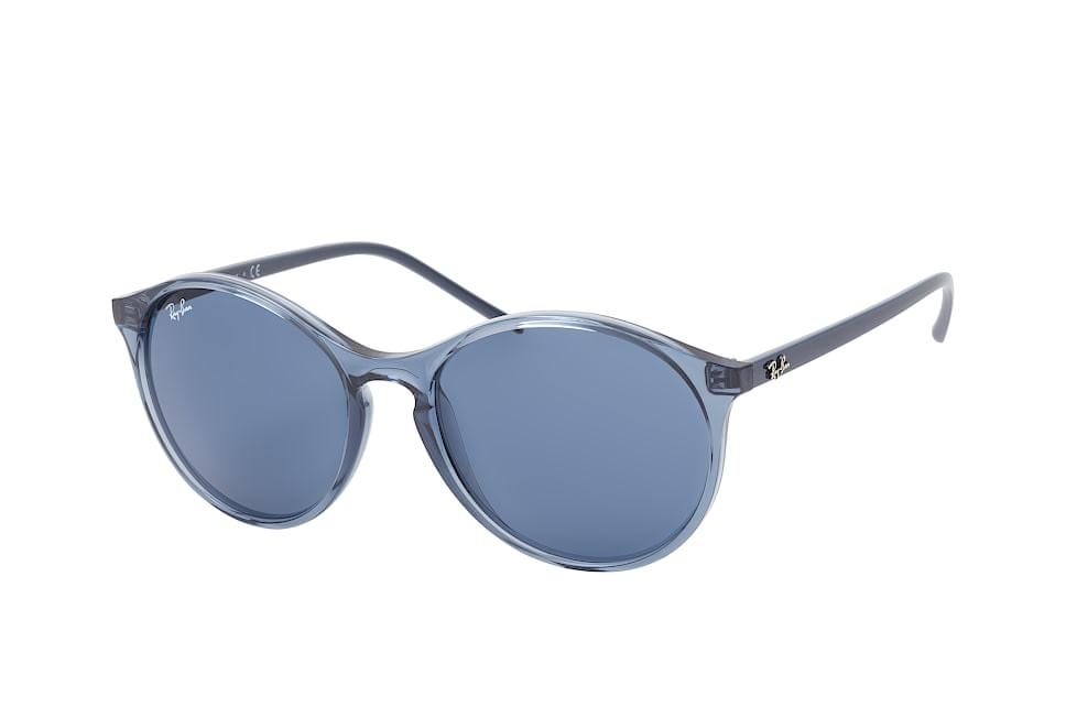 RB 4371 6399/80, Round Sonnenbrillen, Blau