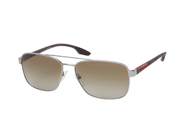 4ec2903014fe ... Sunglasses; Prada Linea Rossa PS 51US 5AV-1X1. null perspective view ...
