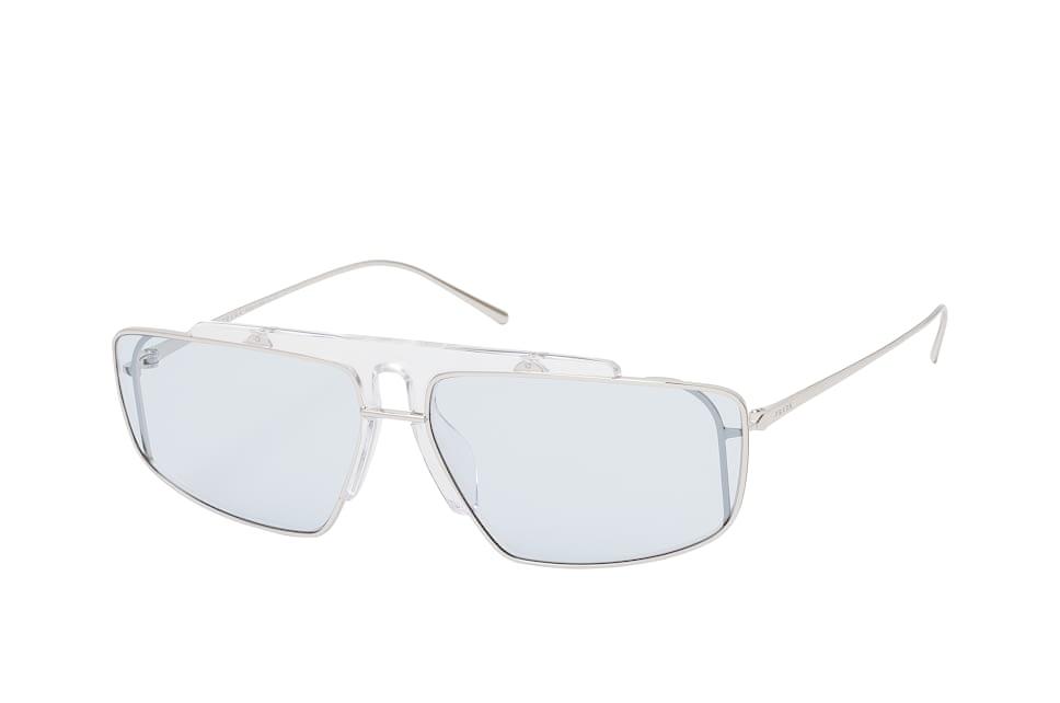 PR 50Vs 301-4Q2, Aviator Sonnenbrillen, Silber