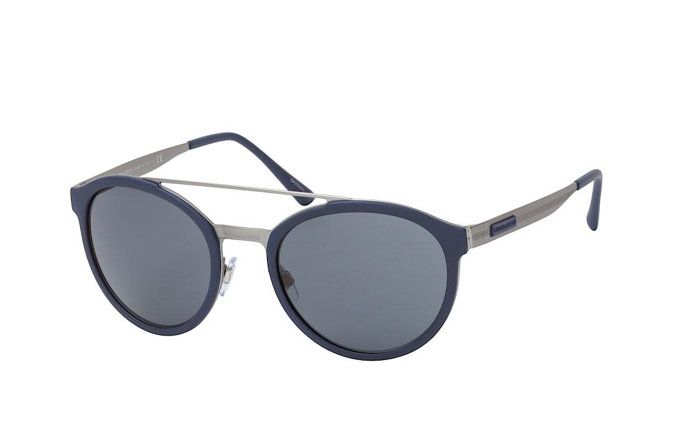 AR 6077 3257/87, Round Sonnenbrillen, Blau