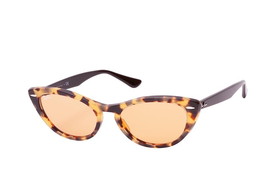 ray-ban -  NINA RB 4314N 1248/3L, Cat Eye Sonnenbrille, Damen