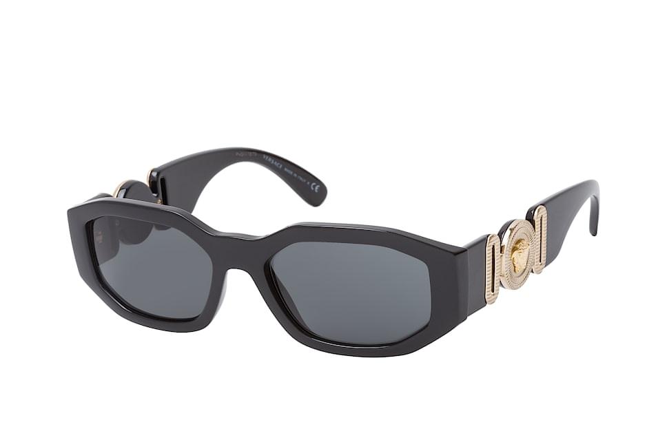 versace -  Biggie VE 4361 GB1/87, Quadratische Sonnenbrille, Unisex, in Sehstärke erhältlich