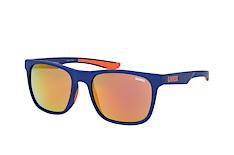 Uvex lgl 42 4316, Square Sonnenbrillen, Blau auf Rechnung bestellen