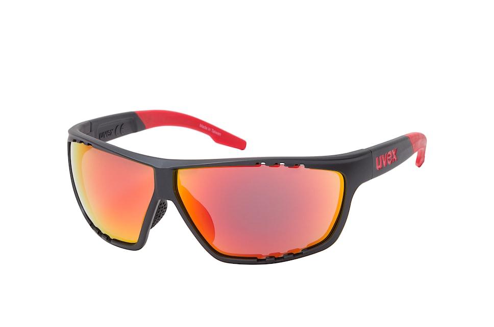 Sportstyle 706 2313, Sporty Sonnenbrillen, Schwarz