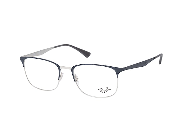 Ray-Ban RX 6421 3004 small perspective view