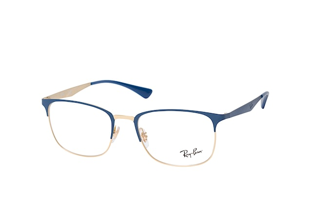 Ray-Ban RX 6421 3002 small Perspektivenansicht