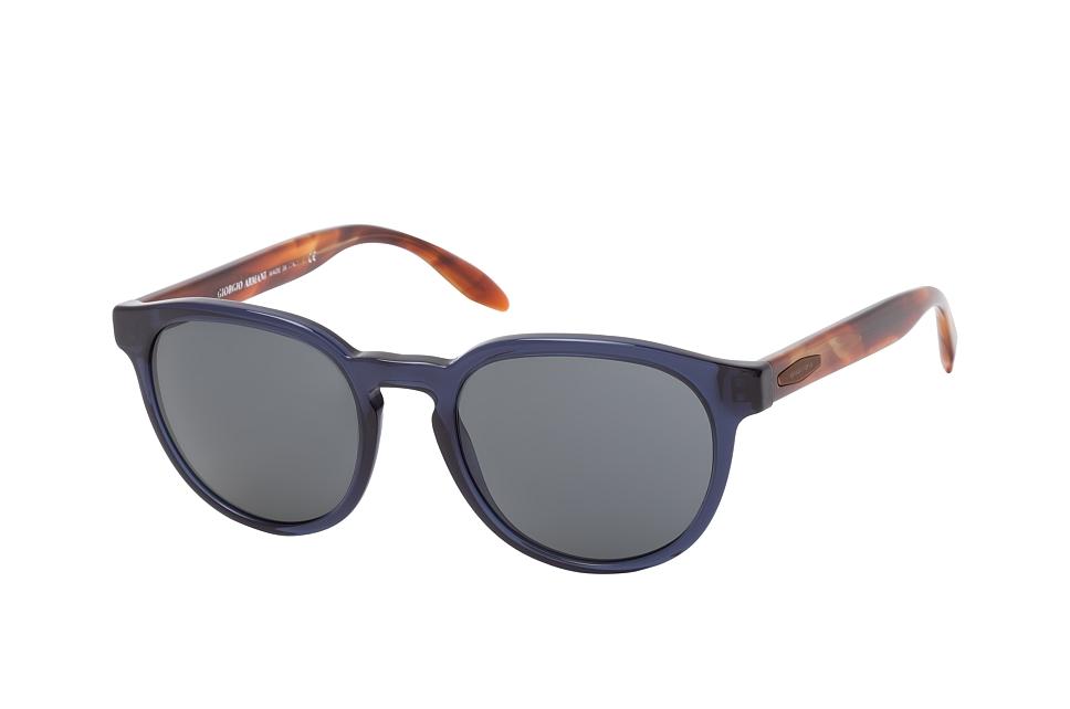 AR 8115 5358/87, Round Sonnenbrillen, Blau