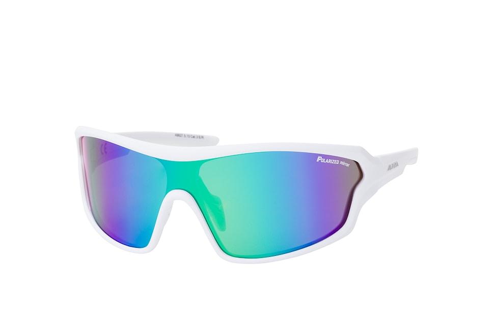 Lyron Shield P A8627.5.10, Singlelens Sonnenbrillen, Weiss