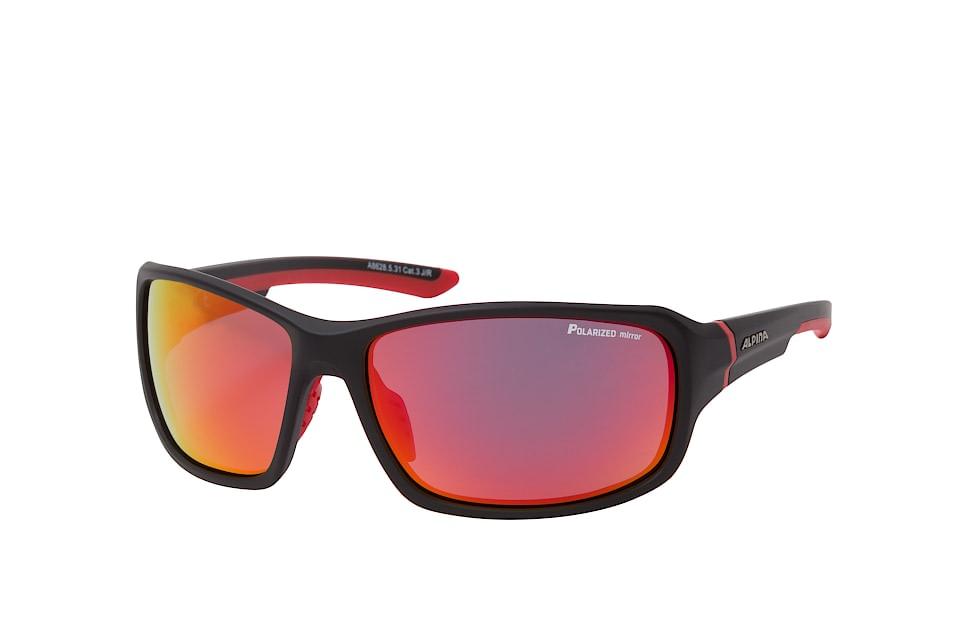 Lyron P A8628.5.31, Sporty Sonnenbrillen, Schwarz