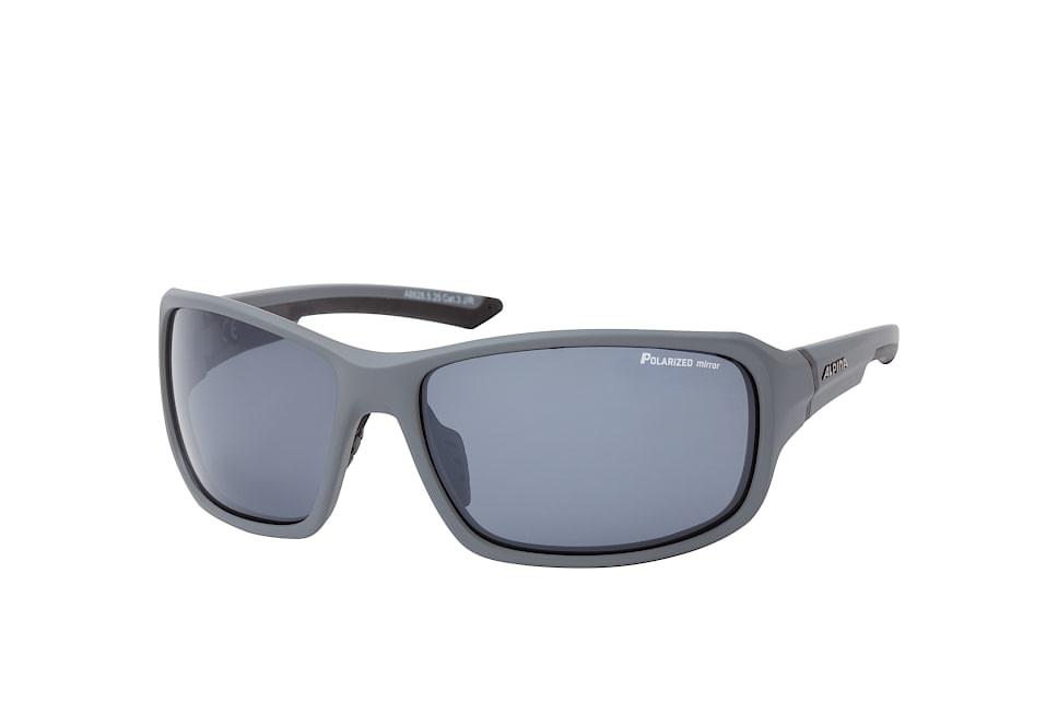 Lyron P A8628.5.25, Sporty Sonnenbrillen, Grau