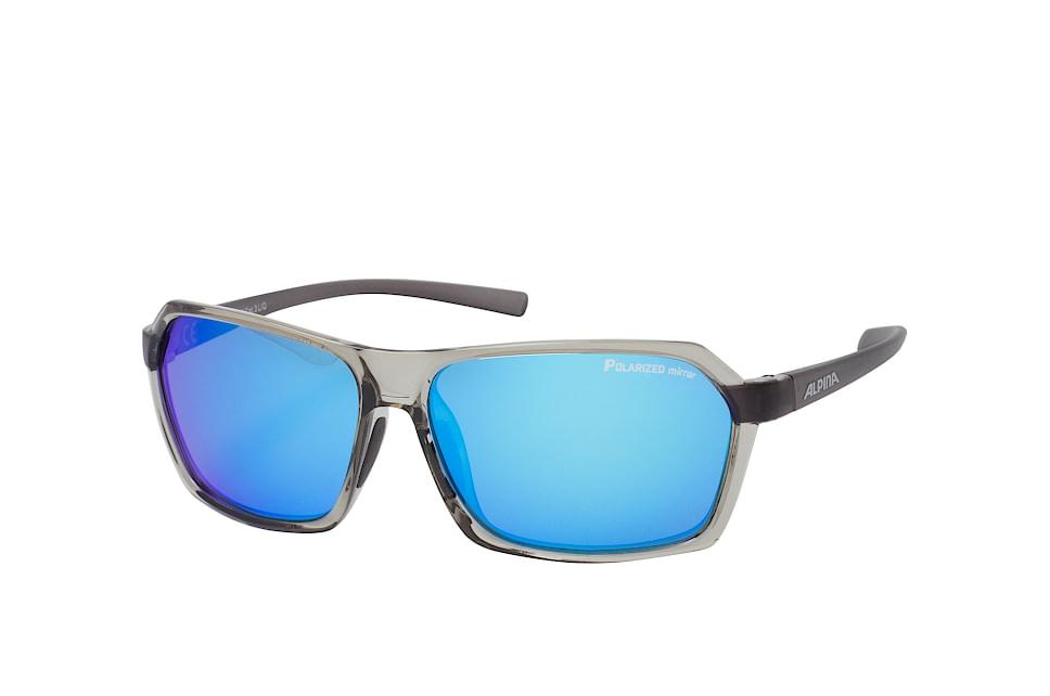 Finety P A8620.5.25, Sporty Sonnenbrillen, Grau